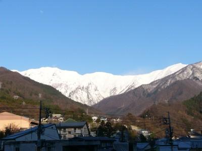 谷川岳(2006.12.13)