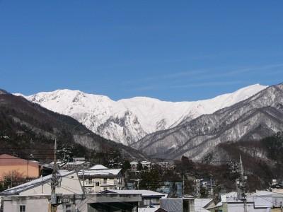 谷川岳(2006.12.20)